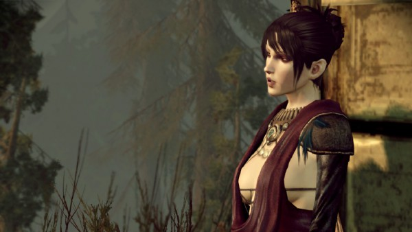 Morrigan, Dragon Age: Origins, Bioware