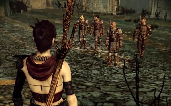 Dragon Age: Origins, Morrigan