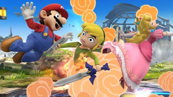 Super Smash Bros., Mario
