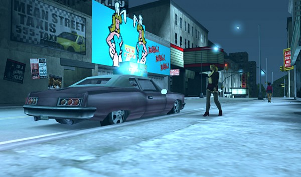 Grand Theft Auto III, GTA