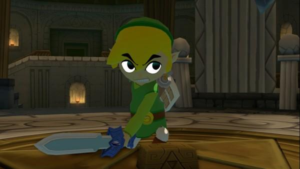 Legend of Zelda: The Wind Walker