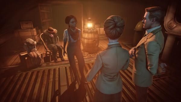 Burial at Sea, BioShock Infinite