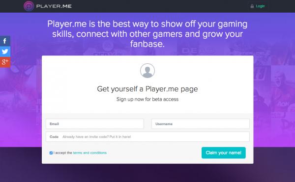 Player.me