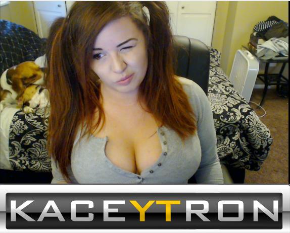 Kaceytron naked