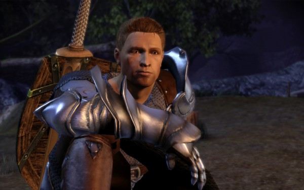 Alistair, Dragon Age: Origins
