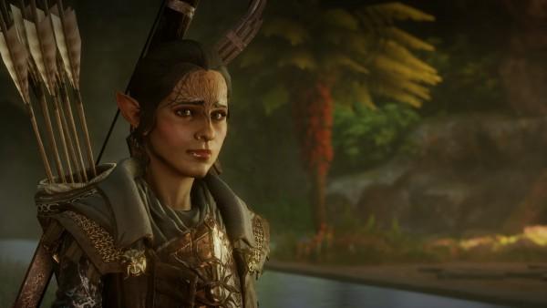 Nicole, Dragon Age