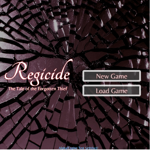 Regicide: Tale of the Forgotten Thief