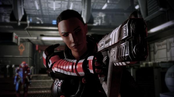 Mass Effect, Rem's Shepard