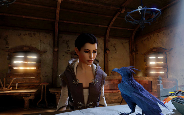 Dreamfall Chapters Episode 3