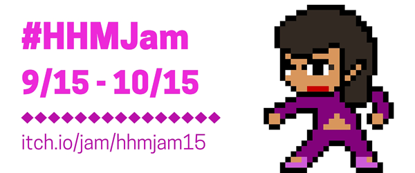Hispanic Heritage Month Game Jam