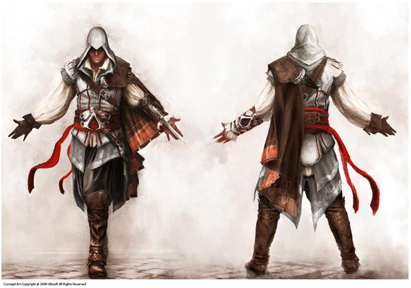 [Concept art courtesy of Ubisoft.]