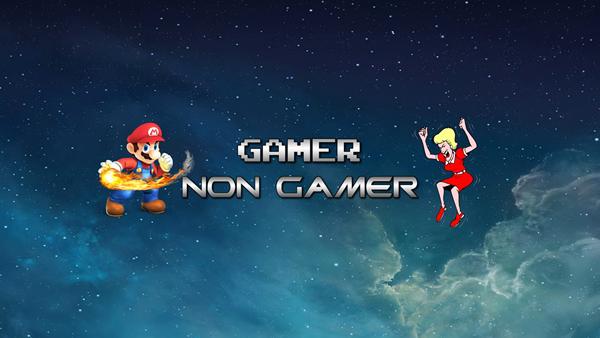 GamerNonGamer
