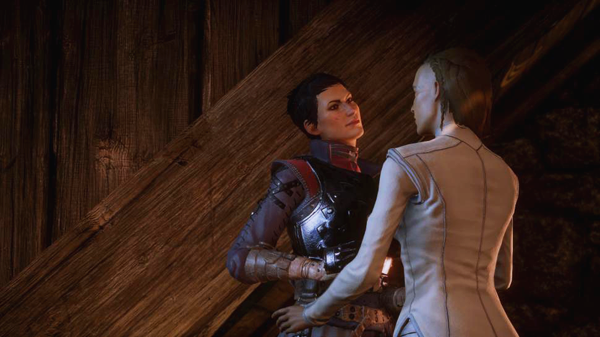 Dating Cassandra Dragon Age