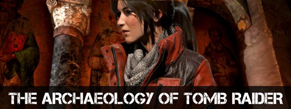 Archaeology of Tomb Raider