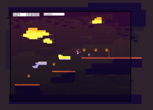 Level Mockup for Seven Sins