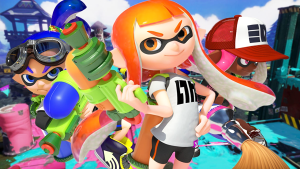 Meanwhile, many didn't realize there was a boy option in Splatoon at all. Ha!