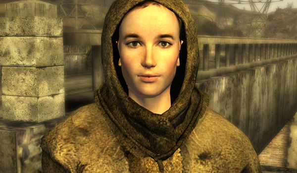 Leading the Pack: Veronica Santangelo From 'Fallout: New