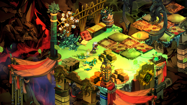 Bastion by Supergiant Games