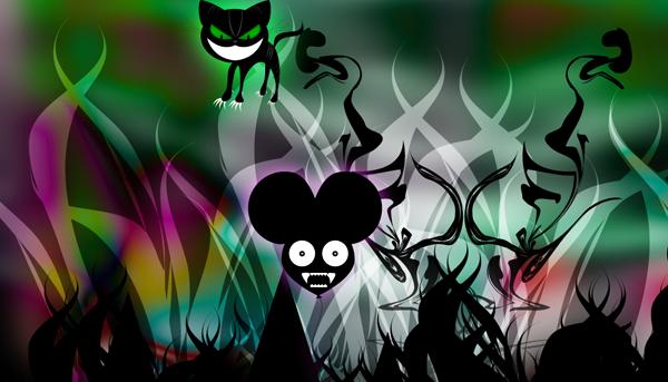 Nightmare Kitty by Phoenix Perry and Nick Fox-Gieg
