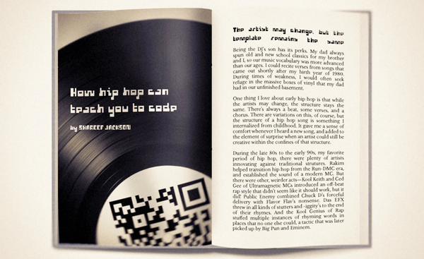 How hip hop can teach you to code by Shareef Jackson