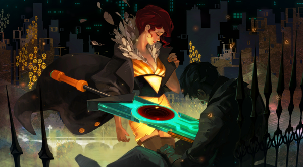 Transistor by Supergiant Games