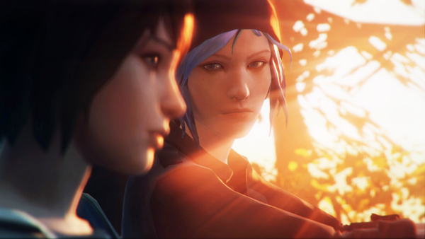 Life is Strange by Dontnod Entertainment