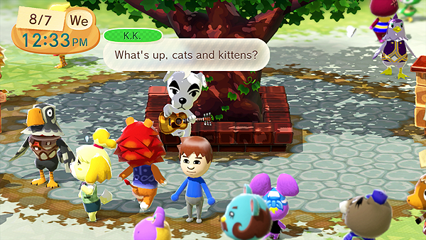"""""""What's up cats and kittens?"""""""