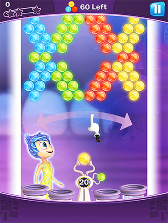 Inside Out: Thought Bubbles by Disney Interactive Studios
