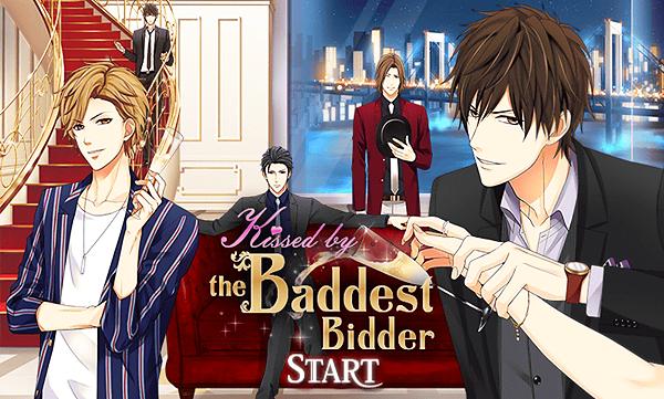 Kissed by the Baddest Bidder