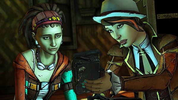 Tales From the Borderlands